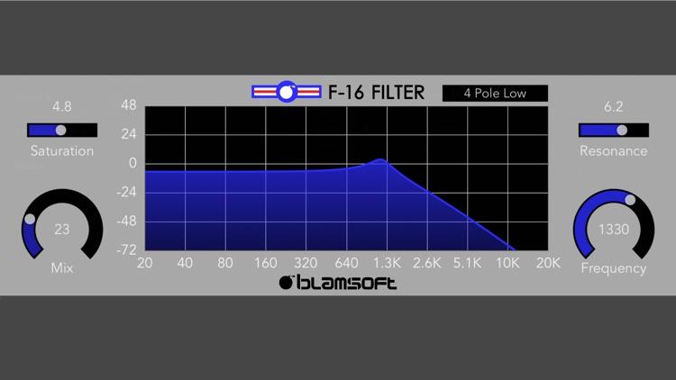 F-16 Filter