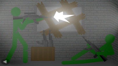 Zombie Shooter 2 - Stickman Edition screenshot one