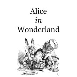 Alice in Wonderland!