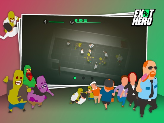 エグジットヒーロー (Exit Hero)のおすすめ画像5
