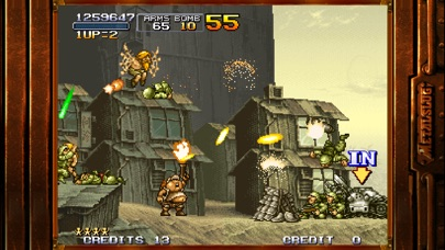 Screenshot for METAL SLUG X in Czech Republic App Store
