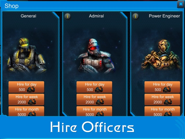 Galactic Empires: Age of Battle on the App Store