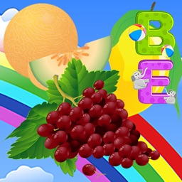 Pre-Schools Quiz Fruits And Vegetables Flashcards Names In English - Free Educational Kids Games For 1,2,3,4 To 3 Years Old