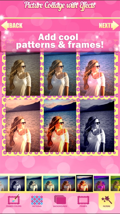Picture Collage with Effects - Fun Photo.graphy Edit.or screenshot-3