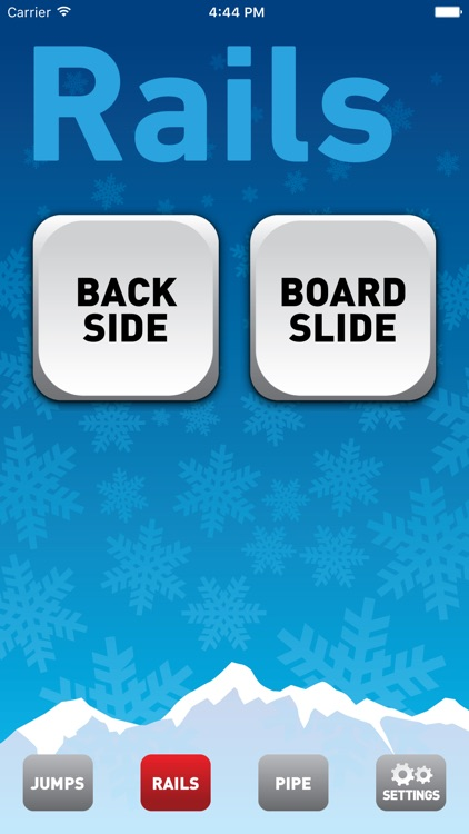 Snow Dice  : Snowboarding screenshot-1