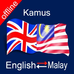 English to Malay & Malay to English Offline Dictionary
