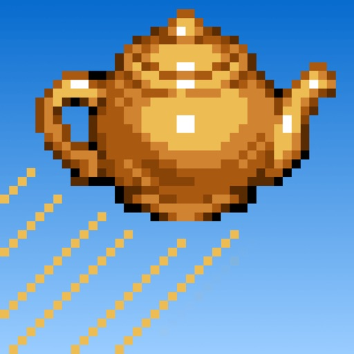Tea Frenzy – The Flying Teapot Word Game