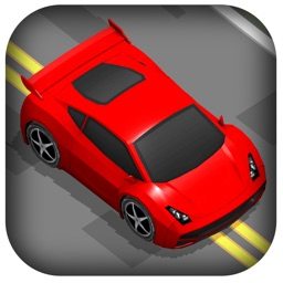 3D Zig-Zag Stunt Cars -  Fast lane with Highway Traffic Racer