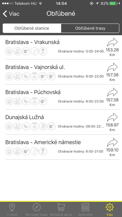 Slovnaft – Šťastnú cestu screenshot-3