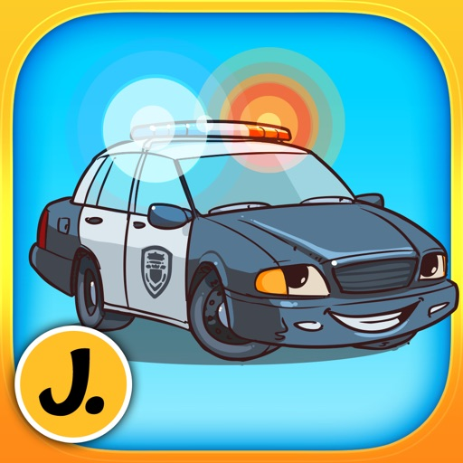 Cars, Trucks and other Vehicles: 2 - puzzle game for little boys and preschool kids - Free