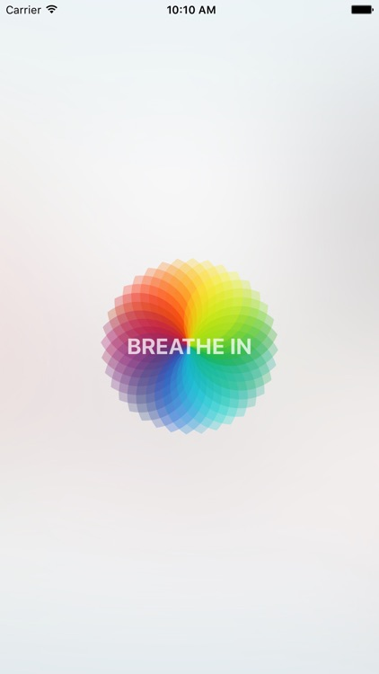 iBreathe - Relax and Breathe