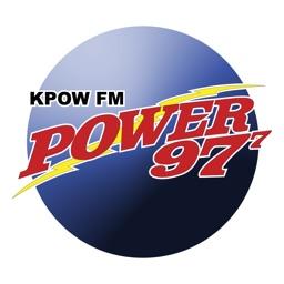Power 97.7 FM | KPOW