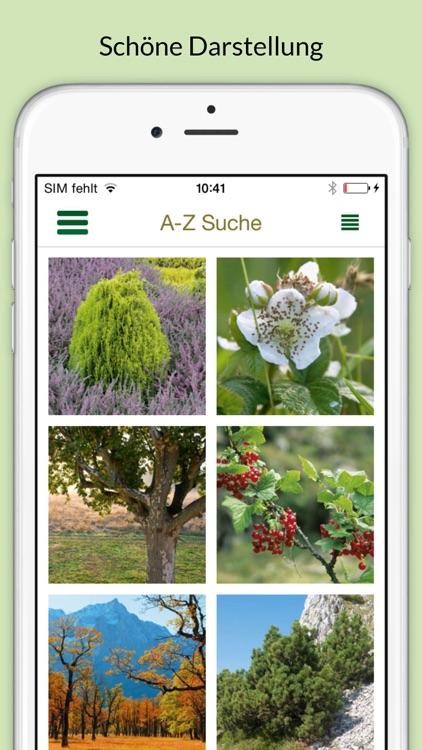 Bäume & Sträucher bestimmen – entdecken Sie die Natur und erkennen Sie welche Pflanzen, Blätter und Hölzer Sie umgeben screenshot-3