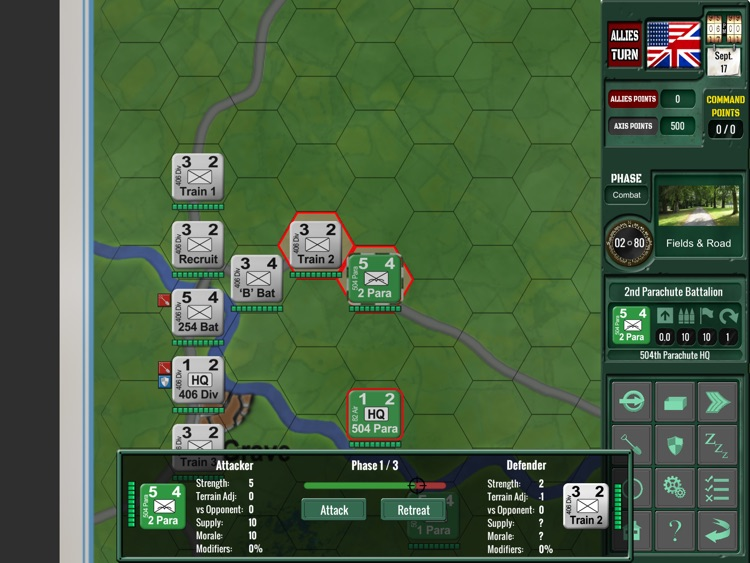 Assault on Arnhem screenshot-4