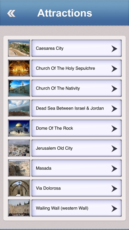 Israel Tourist Guide