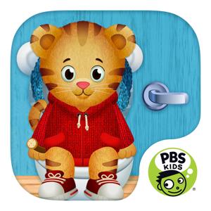 Daniel Tiger's Stop & Go Potty app