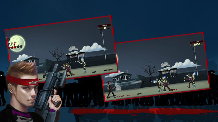 Zombies Killer: Shooting screenshot-4