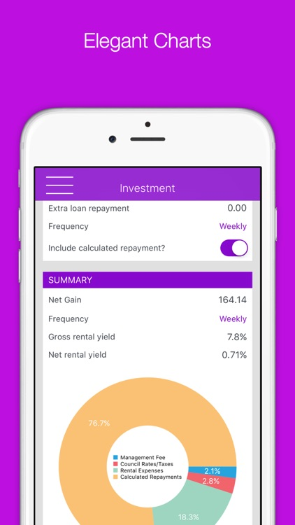EPIC - Easy Purchase and Investment Calculator screenshot-3