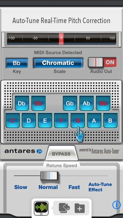 Auto-Tune Mobile screenshot-2