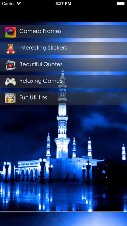 Islam Photo Frames & Quotes