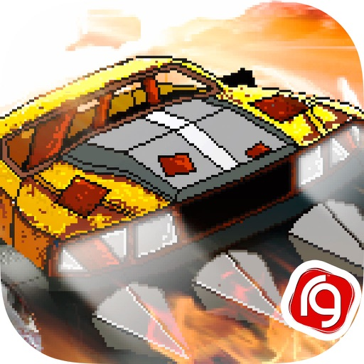 Twisted Machines - Endless Car Survival icon