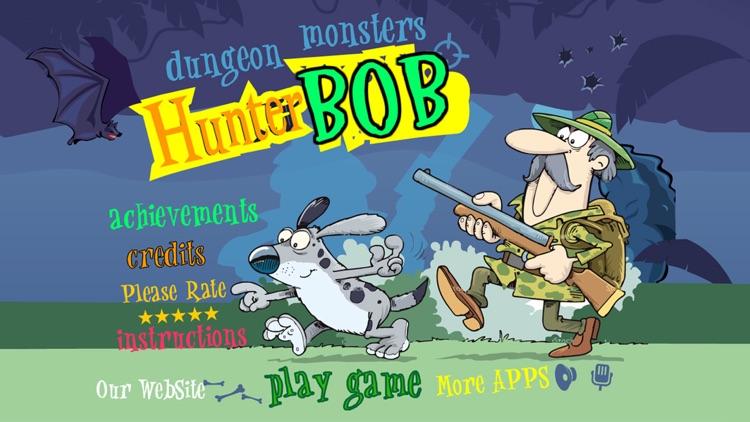 Hunter BoB - Hunting Monsters Cave Adventure screenshot-4