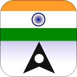 India Offline Maps and Offline Navigation