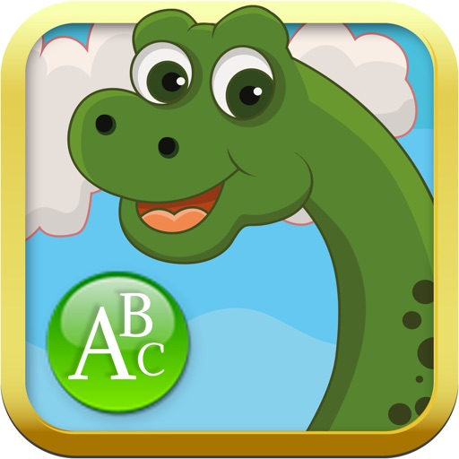 Dinomania - Connect Dots for kids & toddlers (Learn numbers, letters, to count and the alphabet)