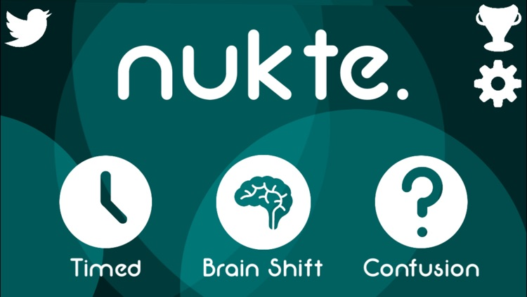 nukte - addictive puzzle game - connect more than two dots