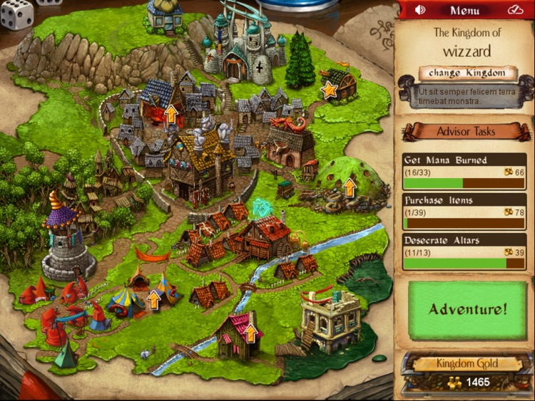 Desktop Dungeons screenshot-3