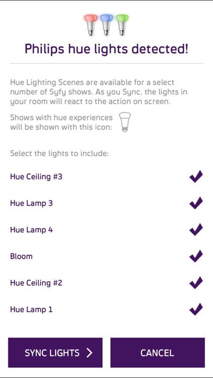 Syfy Sync screenshot-4