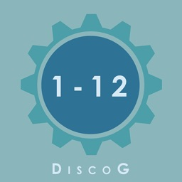 DiscoG - Times Tables for iPad
