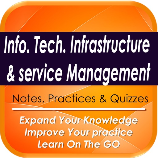 IT Infrastructure & service management :3000 Study Notes & Exam Quiz