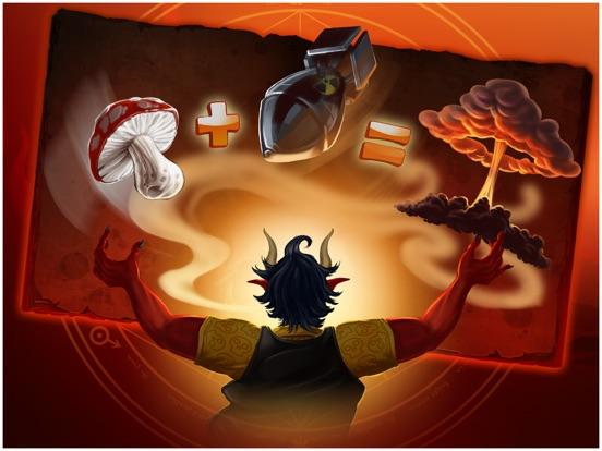 Doodle Devil™ Alchemy HD для iPad