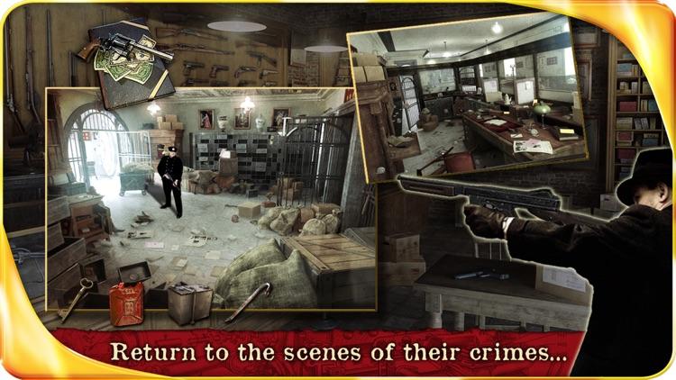 Public Enemies : Bonnie & Clyde – Extended Edition - A Hidden Object Adventure screenshot-3