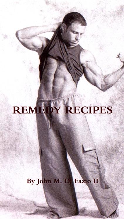 Remedy Recipes