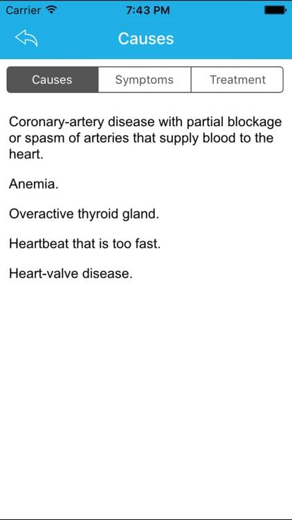 Heart Conditions & Treatments screenshot-3
