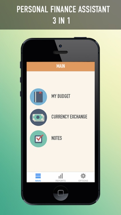Pocket Finance - Personal Expense Tracker and Budget Planner screenshot-4