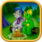 Dino-Buddies™ – Los Campistas Felices eBook App Interactivo (Spanish) icon