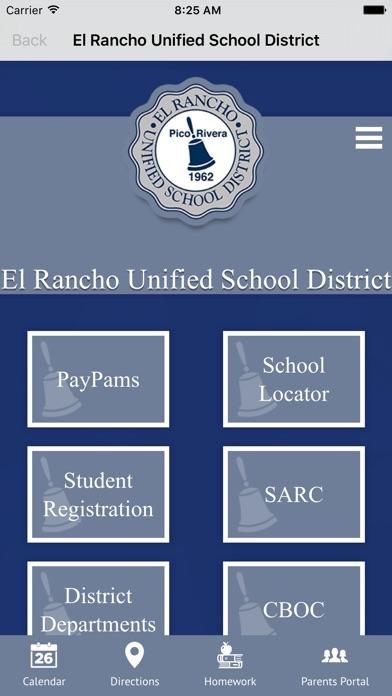 El Rancho Unified School District | App Price Drops