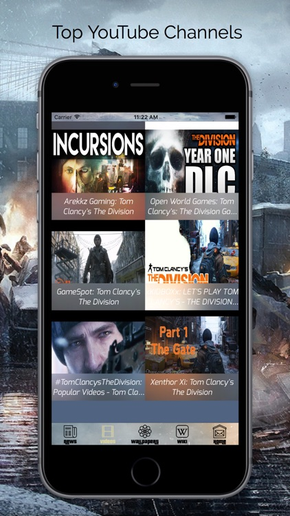 Walkthrough for Tom Clancy's The Division Free HD