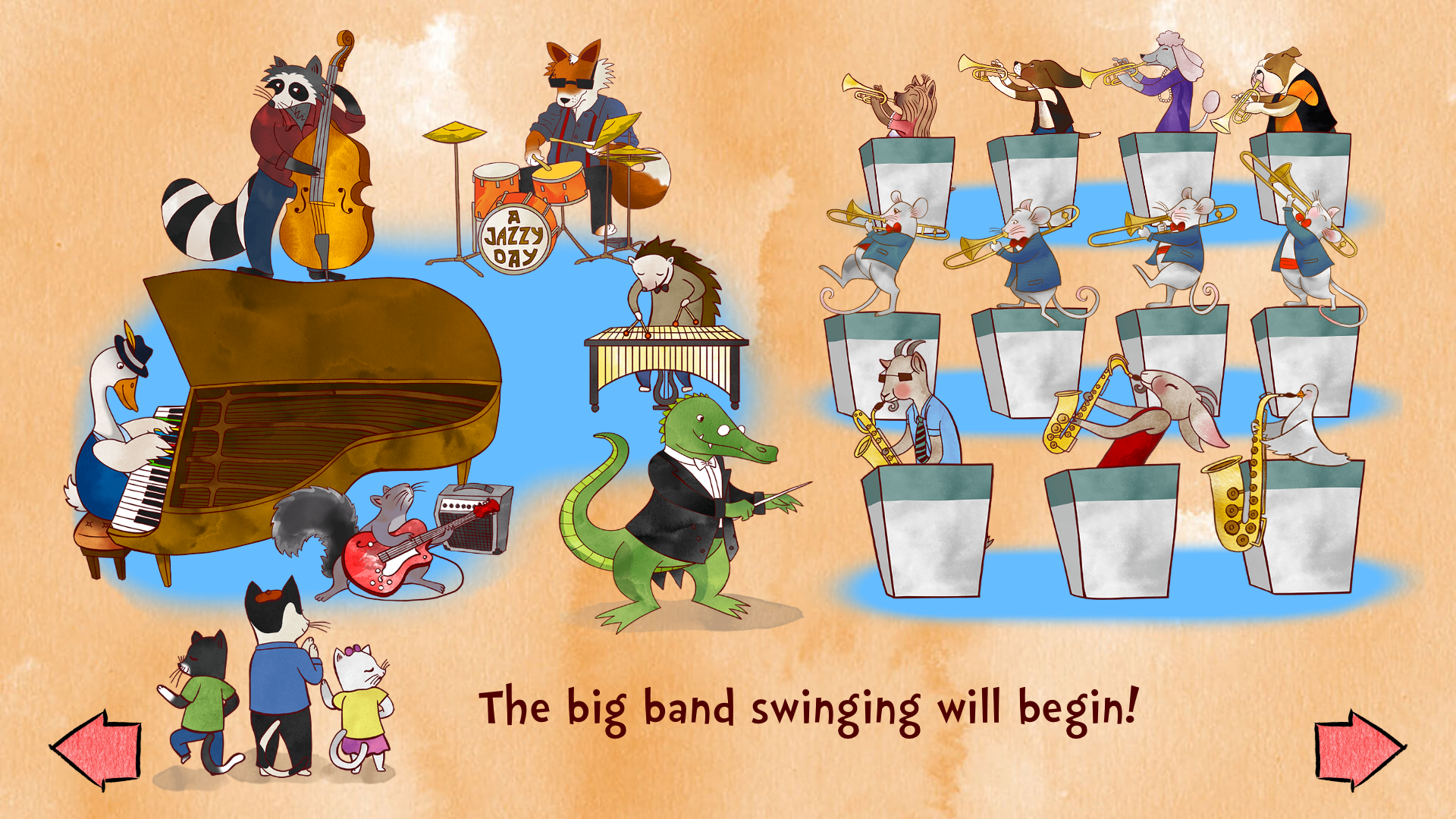 A Jazzy Day - Music Education screenshot 14