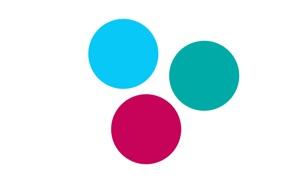 Color Dots - Crazy Falling Dots
