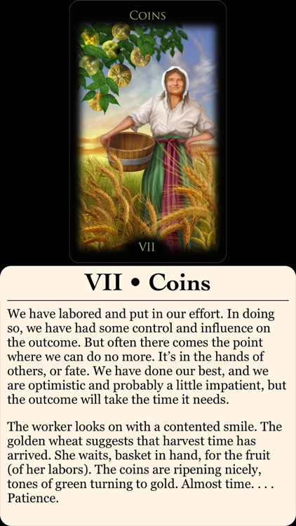 Ciro's Legacy Divine Tarot screenshot-3