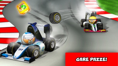 Screenshot of MiniDrivers - The game of mini racing cars5