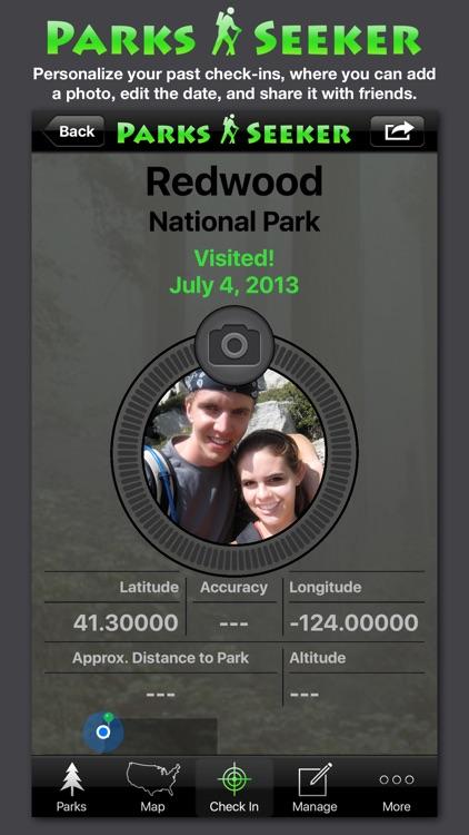 Parks Seeker screenshot-4