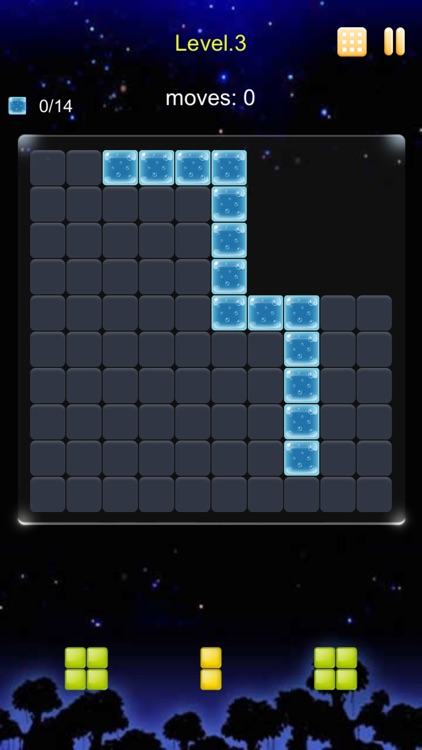 1010 - 无重力方块消除