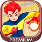 Juegos de super héroes para pintar - Premium icon