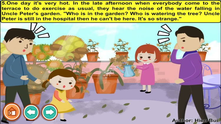 A good work in the garden (story and games for kids) screenshot-4