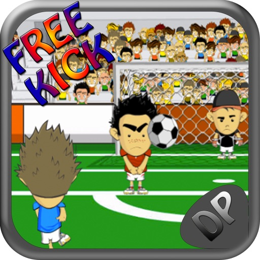 New Football Crazy Kick
